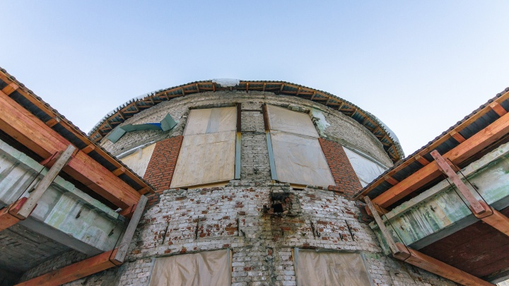 Подсветка и защита от молний: в Самаре выберут подрядчика для реставрации Фабрики-кухни