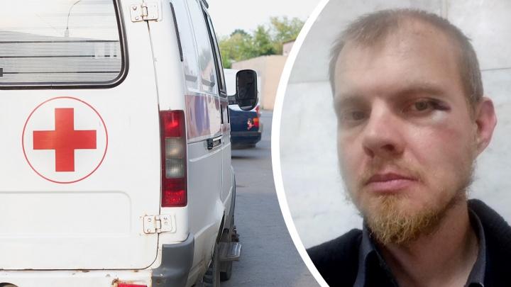 «Деньги и телефон не взяли»: координатор челябинского штаба Алексея Навального заявил о нападении