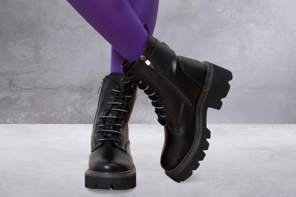 О холодном сезоне теперь можно размышлять с теплом, ведь ваша обувь точно к нему готова