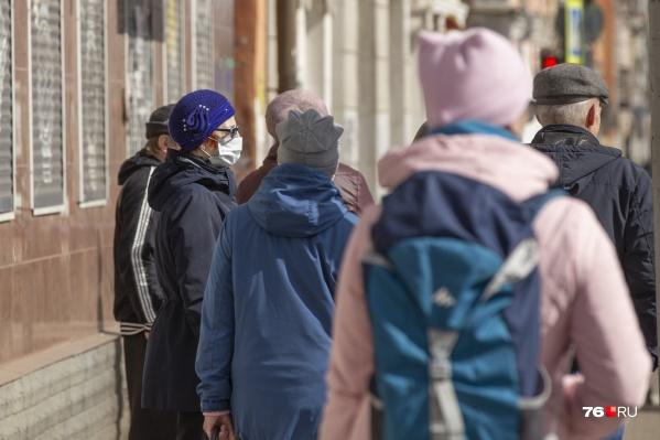 Каждый день заражённых коронавирусом в России становится больше