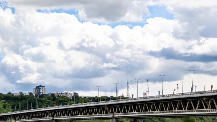 Жара временно отступит: прогноз погоды на выходные в Нижнем Новгороде