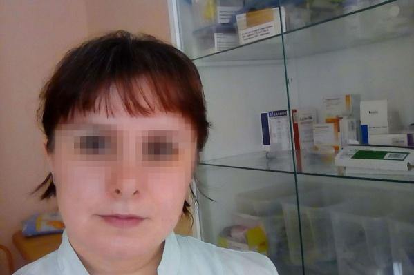 Валентину очень ценят на работе в больнице