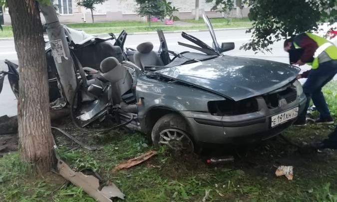 Был пьян: на водителя, устроившего смертельное ДТП на улице Свободы, завели уголовное дело