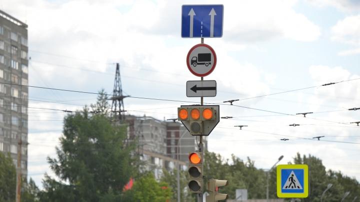 На Сортировке запретили левый поворот на аварийном перекрестке: схема