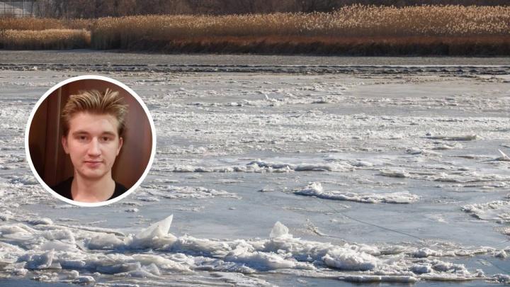 В Азовском районе студент вытащил ребенка из-подо льда — видео спасения