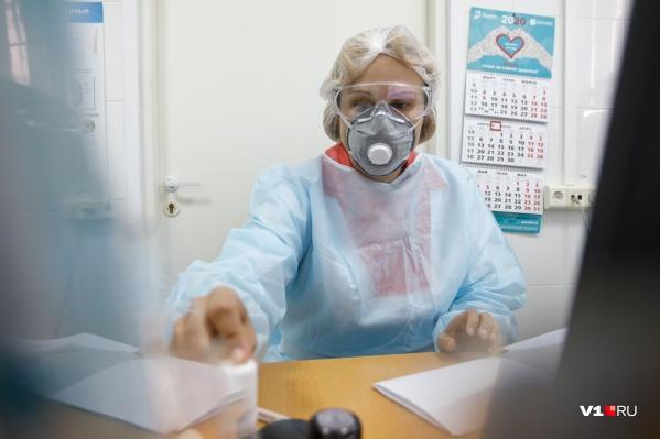 Всего в регионе более 200 медиков заразилисьCOVID-19