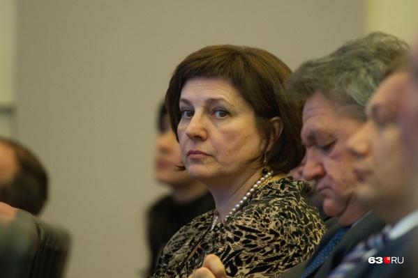 Марина Антимонова почти 10 лет руководит Минсоцдемом