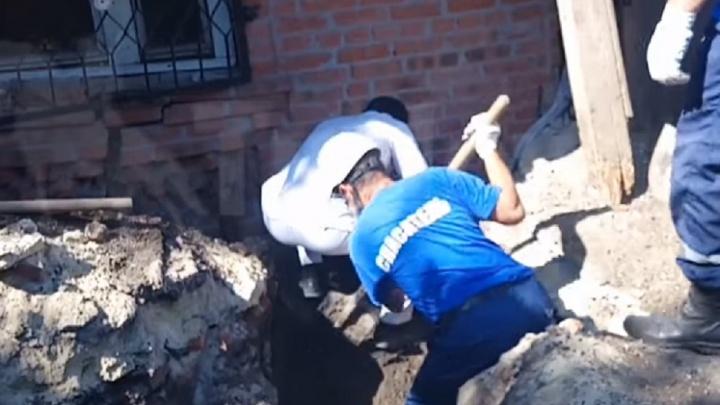 В Новочеркасске из реанимации выписали подростка, оказавшегося под завалами дома
