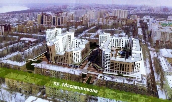 Часть территории бывшего военного городка официально передали в собственность Самары