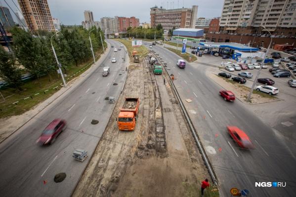 Автострада станет частью развязки для нового моста