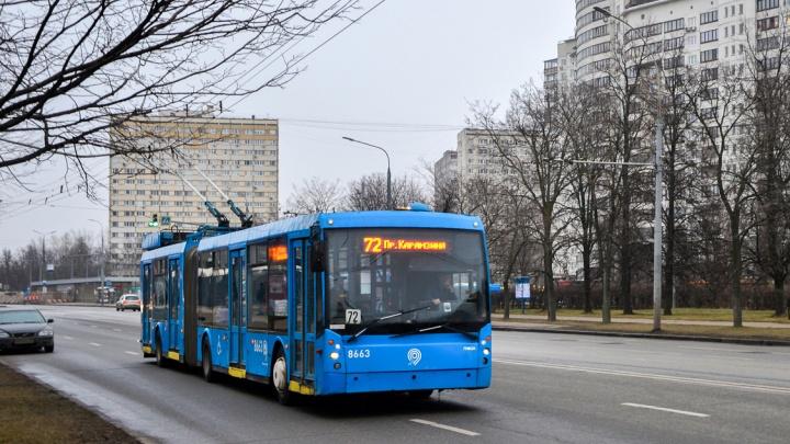 Ярославские транспортники попросили у Москвы оставшиеся без дела б/у троллейбусы