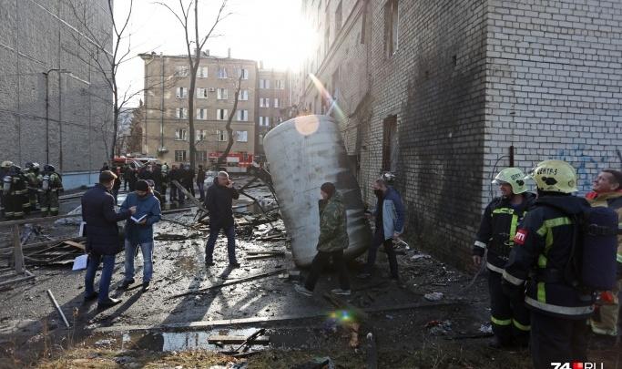 Ростехнадзор назвал первые итоги проверки после взрыва в челябинской больнице