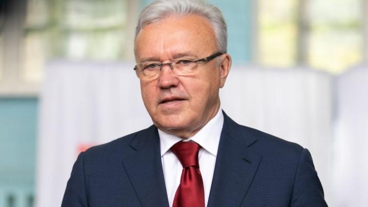Губернатор Александр Усс вошел в состав Госсовета России