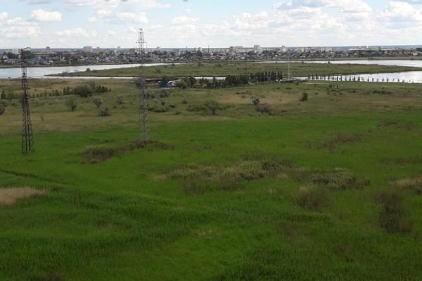 Тысячи курганцев хотят обустройства территорий в Заозёрном