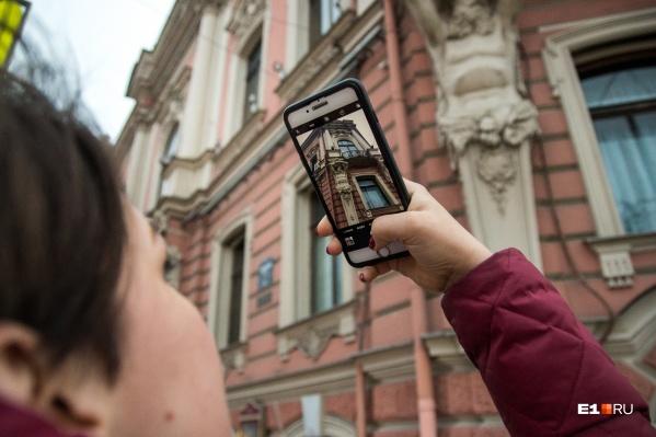 Весь Петербург — одна сплошная зона для фотосессий