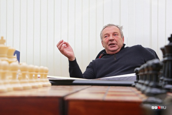 Александр Репин не уверен, что будет участвовать в выборах, но не исключает такой возможности