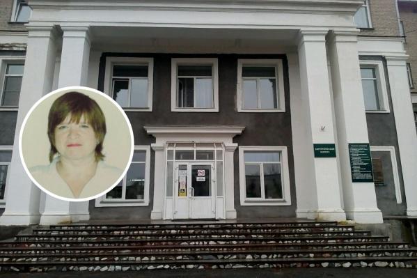 Ольга Маночкина работала в отделении функциональной диагностики ГКБ № 34