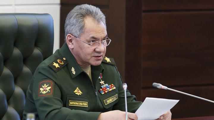 Министр обороны РФ Сергей Шойгу планирует посетить Пермь на следующей неделе