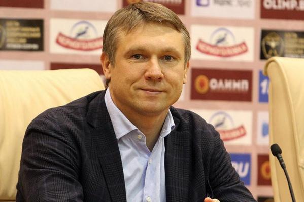Андрей Талалаев уже работал в Самаре