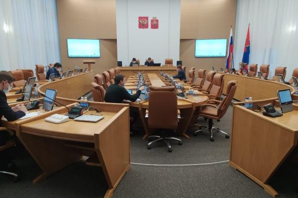 На развитие отрасли ЖКХ в Красноярске на три года предполагается выделить более 11 миллиардов рублей