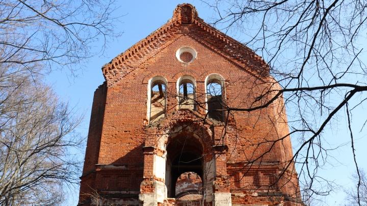 Мир глазами нижегородцев: уникальная усадьба Орловых-Давыдовых и Сомовы горы
