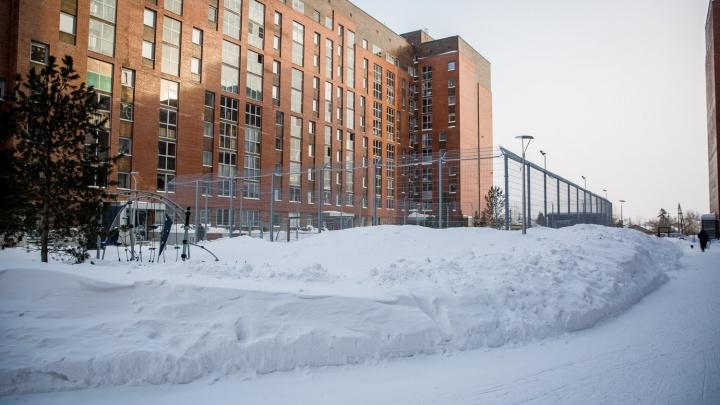 В Новосибирске ищут подрядчика на строительство детского сада в «Европейском береге»