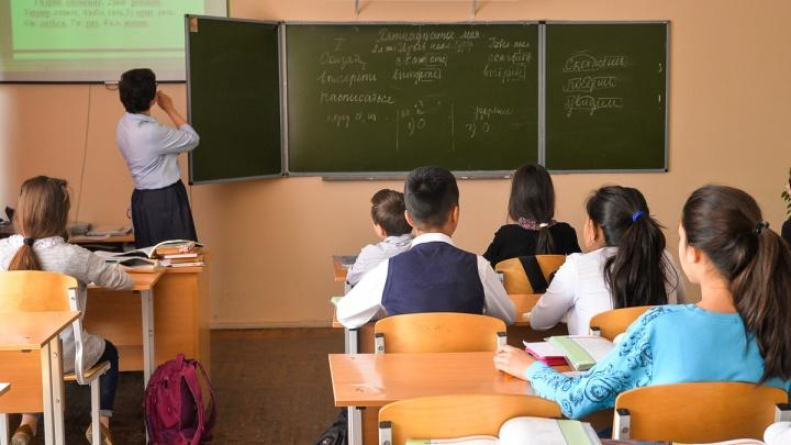 Власти Екатеринбурга отправили школьников на дистанционное обучение
