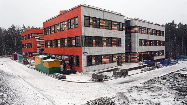 Еще пять детских садов сдают в Красноярске