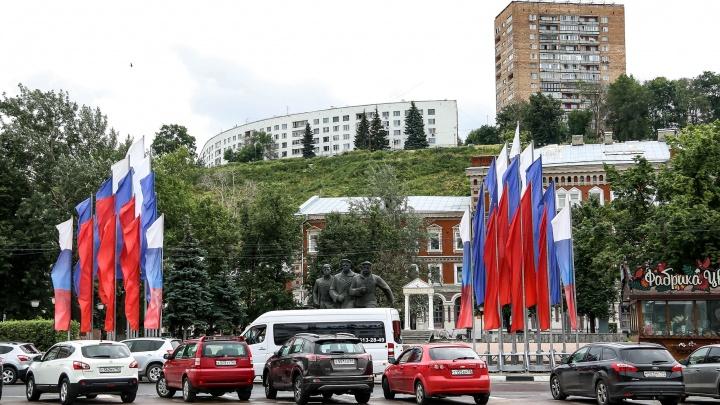 История одной улицы: гуляем по площади Маркина