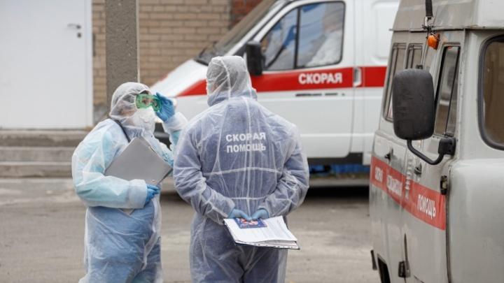 В статистику челябинского Минздрава неделю включают 8 умерших с коронавирусом за сутки
