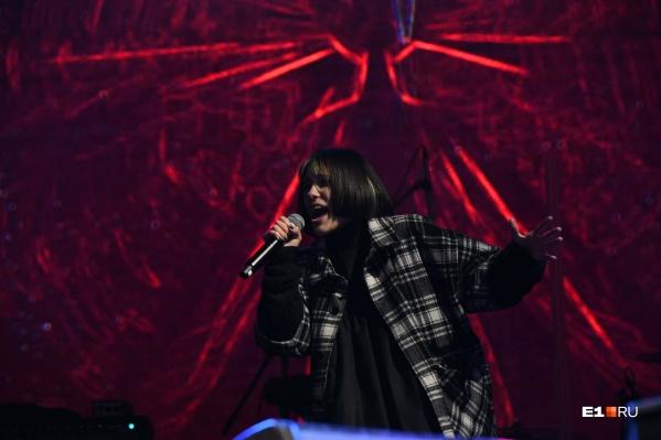 Кристина Кошелева стала одним из хедлайнеров «Ночи музыки — 2020»