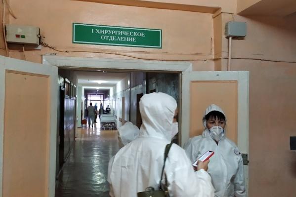 «Альянс врачей» сегодня посетил Няндомскую ЦРБ