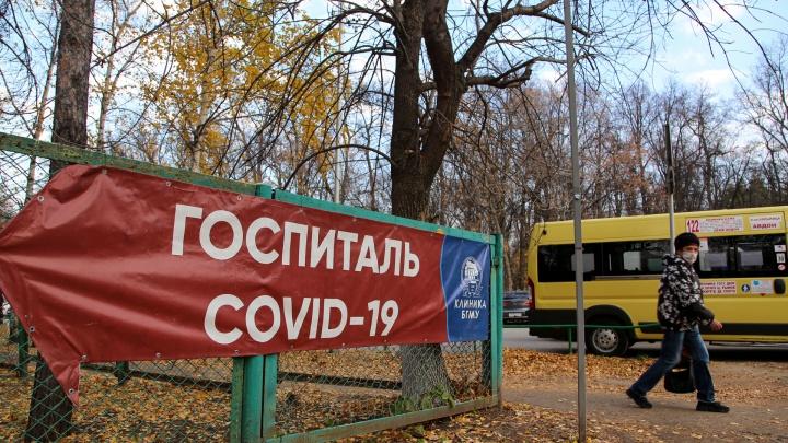 Минздрав Башкирии: где в республике чаще заражались коронавирусом за сутки