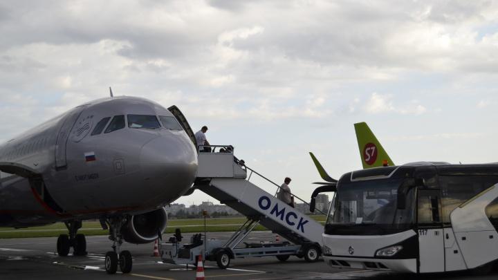 Авиакомпания отправила в Омск борт с командиром без визы. Её оштрафовали на 400 тысяч