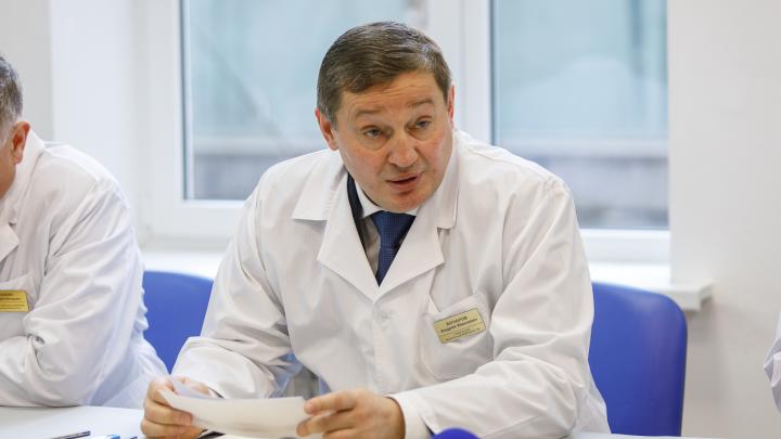«В очень сложных и тяжёлых условиях»: губернатор ждёт к ноябрю ухудшение ситуации по коронавирусу