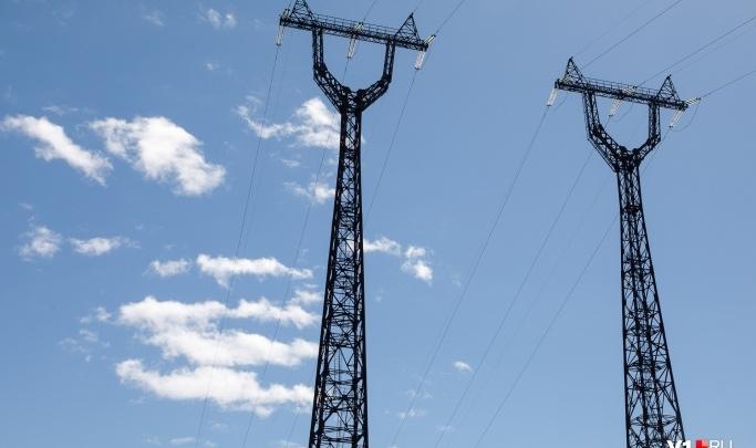 В частном секторе на юге Волгограда массово отключат свет