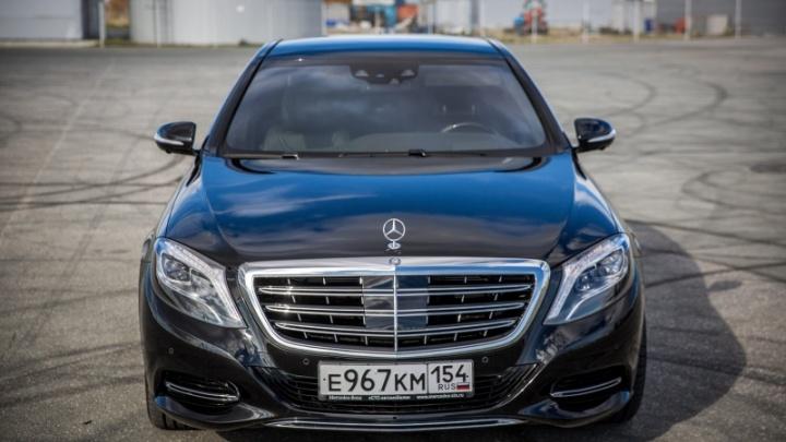 Новосибирцы купили три люксовых авто с начала года (среди них есть «Ламборгини» и «Мазерати»)