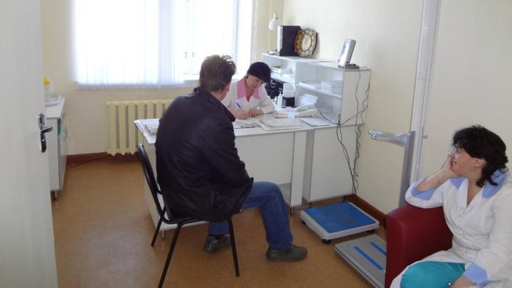Сотрудники Коряжемской больницы попросили личной встречи с главой Минздрава Поморья
