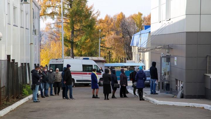 Глава Башкирии Радий Хабиров прокомментировал очереди на КТ