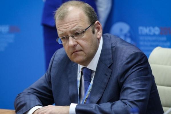 Заместителя министра энергетики РФ заподозрили в мошенничестве в крупном размере<br>