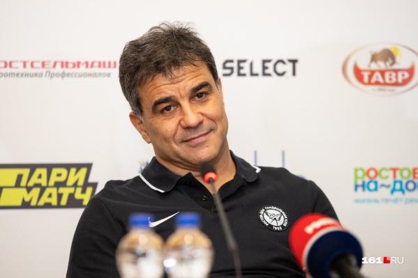В прошлом году Амброс Мартин дошел вместе с «Ростов-Доном» до финала Лиги чемпионов