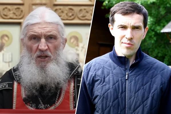 Дацюк рассказал, что Сергий его духовник уже больше 10 лет