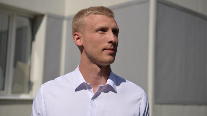 Максим Шибанов, которому грозит колония после протестов в сквере, попал на шоу на Первом канале