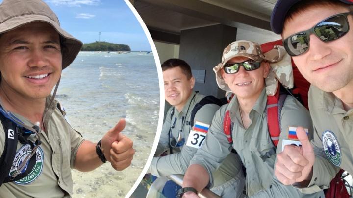 «Лодка сломалась посреди океана»: как бизнесмен из Сибири пытался выжить в американском реалити-шоу