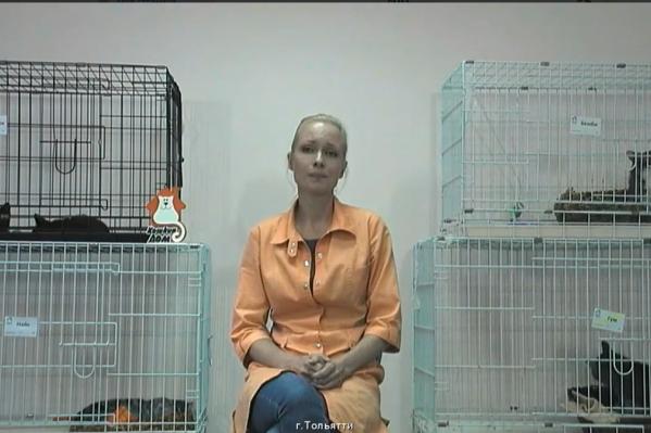 Наталья Боброва рассказала главе государства о проблемах, с которыми столкнулись приюты для животных из-за коронавируса