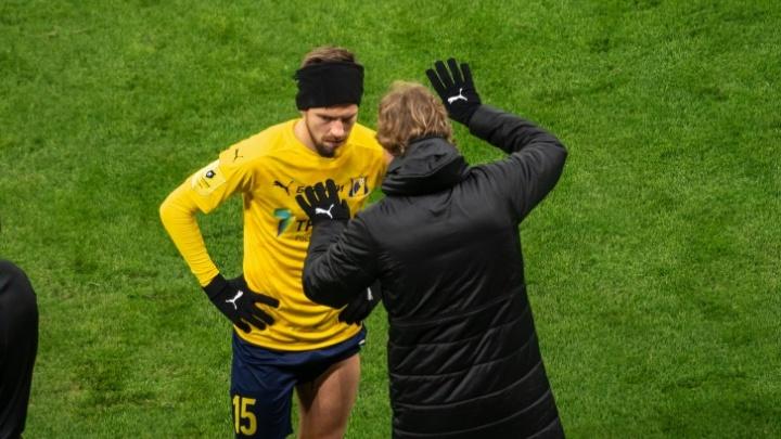 Черчесов назвал полузащитника «Ростова» в тройке лучших молодых футболистов России