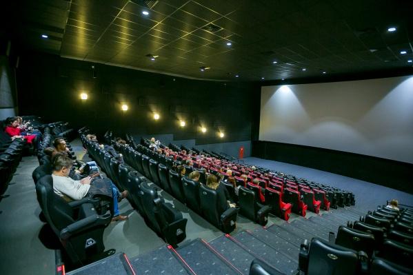 Кинотеатр «Квадро-фильм» после снятия ограничений так и не открылся