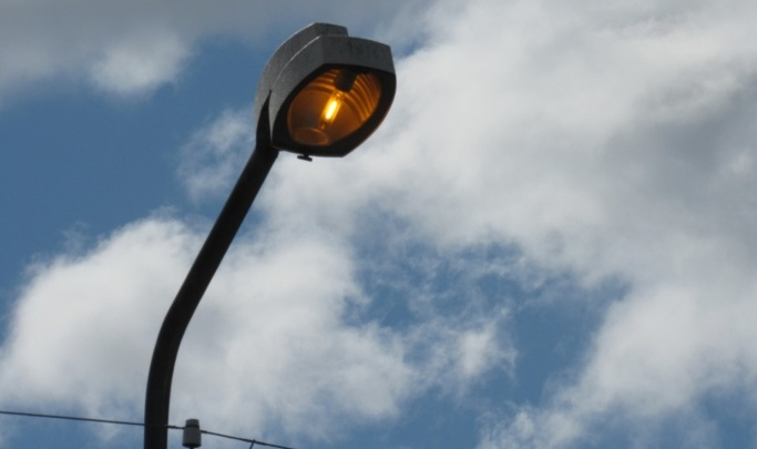В Кургане проходит масштабное отключение электричества