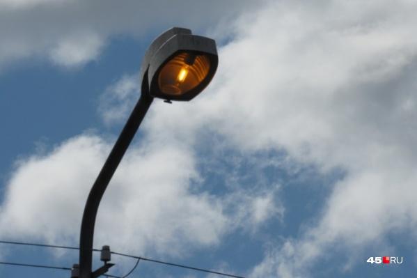 В Кургане отключают свет в домах из-за плановых работ