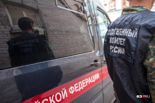 Работники СК выясняют детали инцидента